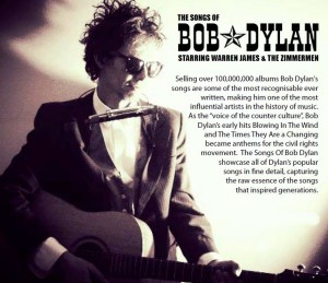 BOB DYLAN with spiel small