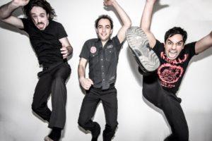 The Remedy trio 4