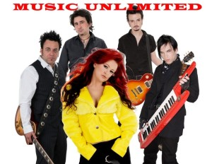 MUSIC UNLIMITED band small