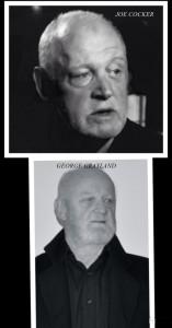 COCKER & GEORGE