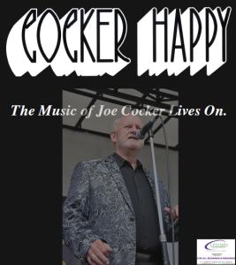 Cocker Happy logo pic with Uptempo